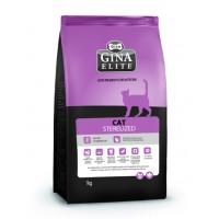 Gina Elite Sterilized Cat.  Для стерилизованных котов и кошек