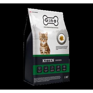 Полнорационный сбалансированный корм супер-премиум класса для котят, беременных и кормящих кошек Kitten Chicken