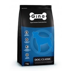 Корм для собак до 7лет Gina (Джина) Dog Classic
