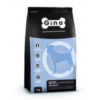 Гипоаллергенный корм для собак всех пород Gina (Джина) Dog Hypoallergenic