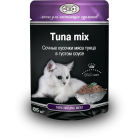 Gina Tuna mix — Тунец с в густом соусе   (85 гр.)